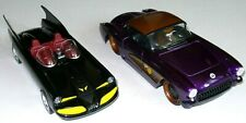 "CORGI 1960 BMBV1 BATMAN-GIRL Superhero BATMOBILE Toy CAR 8.5"" LONG TM&DC Comics"