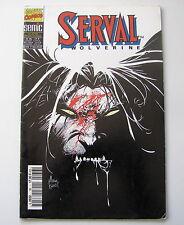 SERVAL WOLVERINE - N°36 (version intégrale) - SEMIC