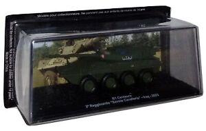 Tank De Agostini B1 Centaur Rgt. Savoy Cavalry 1/72 Iraq 2003 Diecast