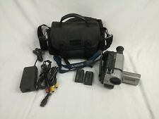 Sony Handycam CCD-TRV615 Hi8 Camcorder Video Transfer w/ Accessories - Tested