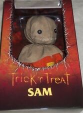 "Mezco Toyz 15"" Mega Scale Trick 'r Treat Sam Action Figure Horror Mint in Box"