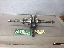 Crankshaft # 4GB-11400-00-00 Yamaha 1993 Kodiak 400 ATV 4x4