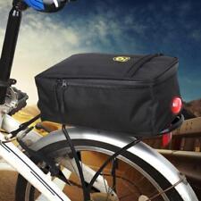 Packtasche 100% wasserdicht, Gepäckträgertasche, Fahrradtasche, Satteltasche