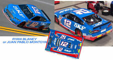 Cd_2668 #12 Ryan Blaney 2014 Skf Ford 1:24 Scale Decals