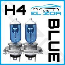 H4 Xenon eisblau 55W ABBLENDLICHT HAUPTSCHEINWERFER BIRNEN LAMPE 472