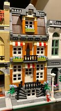 Lego Custom Modular Building Town House fits with 10211 10218 10197 city MOC 522