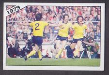 Panini - Football 86 - # 395 Arsenal v Manchester United 1979 FA Cup Final