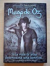 MÄGO DE OZ – ''SI LA VIDA TE PISA DESENVAINA UNA SONRISA''. BOOK BY TXUS DI F.