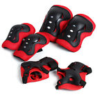 Kid's Roller Skating Skateboard Knee Elbo w Wrist Protective Guard Pad Gear