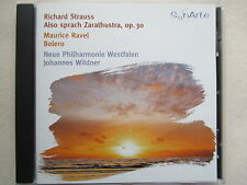 Strauss - Also sprach Zarathustra - Ravel - Bolero - Johannes Wildner - CD