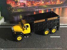 First Gear 1:64 Scale Mack B-61 Tandem-Axle Dump Truck