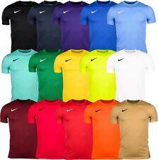Nike Men's Top T-Shirt Park VII Football Sport Gym Activewear Training BV6708