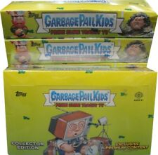 2016 Garbage Pail Kids Collector Edition Prime Slime Trashy TV Sealed Box