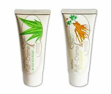 FUSS-CREME mit Aloe Vera Ginseng Extrakt 100ml Fußcreme Fusspflege 65,40€/1L 42