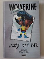 WOLVERINE: WORST DAY EVER HARDCOVER 2009 by BARRY LYGA MARVEL BRAND NEW UNREAD