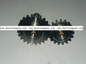 Waterway connecting gear Tooth 17:22 SM/CD102 SM74 MO Heidelberg spare part