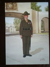 POSTCARD UNITED STATES MARINE CORPS - DRILL INSTRUCTOR RECURIT DEPOT - SAN DIEGO