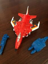 transformers combiner wars deluxe class g2 fireflight firefly complete