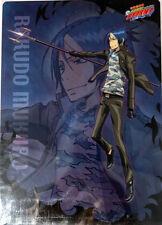 Hitman Reborn Mukuro Trading Pencil Board Shitajiki Anime Licensed NEW