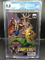 Empyre #1 CGC 9.8 1:100 Mike Mignola Hidden Gem Variant Marvel Comics