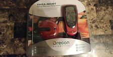 Oregon Scientific Talking Wireless Bbq/Oven Thermometer AW131