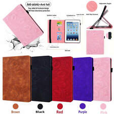 Fashion Mandala Magnetic Wallet Leather Stand Case Cover For ipad Mini 1/2/3 /9