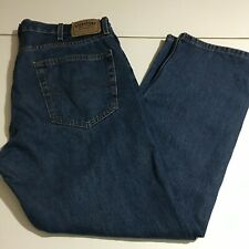Levis Signature Regular Mens Blue Jeans Size 38x30 Dark Wash