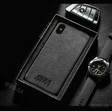 fundas para Iphone 7,X,Xs,XS Max alcantara AMG,GTR;M3