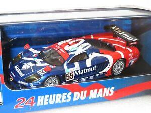 1/43 Saleen S7-R Ford  Matmut  Team Oreca  Le Mans 24 Hrs 2007 #55