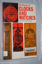 The History of Clocks and Watches by Kenneth F. Welch (1972, Hardcover)