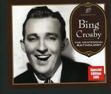 BING CROSBY - CENTINNIAL ANTHOLOGY (DELUXE EDITION)  CD NEUF