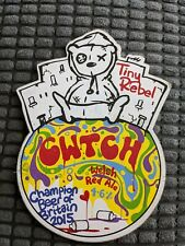 Tiny Rebel Cwtch Pump Clip