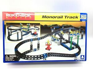 ROKENBOK System 06310 MONORAIL TRACK