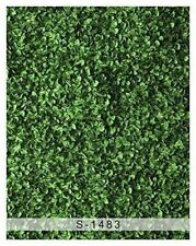 8x8ft Vinyl Spring Green Leaf Grass Photography Studio Backdrop Background