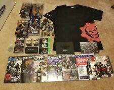 Gears of war huge lot action figures lot NECA McFarlane Funko Pop Denis Xbox One