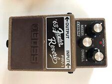Boss 63 Fender Reverb