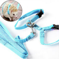 UK Rabbit Traction Rope Pet Tuna Tractor Bunny Rabbit Safty Belt Harness Leashes