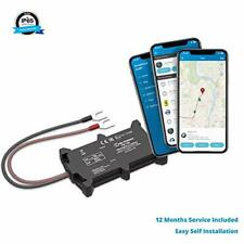 Self-Install Waterproof Realtime GPS Tracker Device for Van, Car, Scooter,