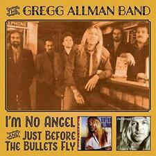 Gregg Allman Band, the - I'm No Angel & Just Before the Bullets Fly 2CD NEU OVP