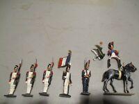 C.B.G. Mignot Les Soldats de Plomb Napoleonic French Imperial Guard set