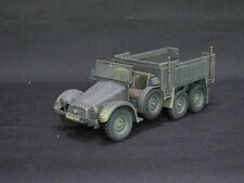 TAMIYA 6x4 Camión Krupp Protze PRO BUILT AND PAINTED 1/35 MODEL