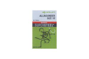 All Sizes Available Korum Supersteel Penetrator Hooks