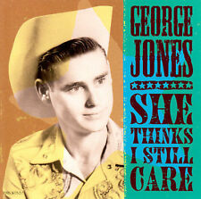 "GEORGE JONES, CD ""SHE THINKS I STILL CARE"" NEW SEALED"