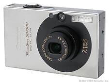 Canon PowerShot SD1000 Digital ELPH 7.1MP 3x Optical Zoom Digital Camera Silver