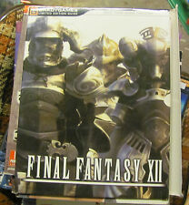 Brady Games strategy guide Final Fantasy XII