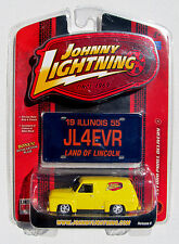 JOHNNY LIGHTNING WORKING CLASS '55 FORD PANEL DELIVERY ILLINOIS STATE 1 of 5,000