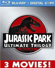 Jurassic Park: Ultimate Trilogy (Blu-ray)  Enjoy