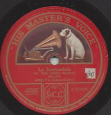 Amelita Galli-Curci Sopran singt Bellini : La Sonnambula