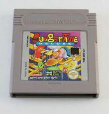 Burger Time Deluxe (Gameboy)