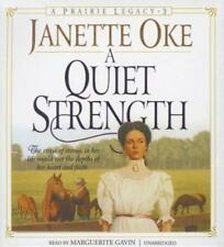 The Prairie Legacy: A Quiet Strength by Janette Oke (2012, CD, Unabridged)